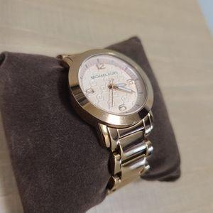 Michael Kors Runway Rose Dial Ladies Watch MK3159